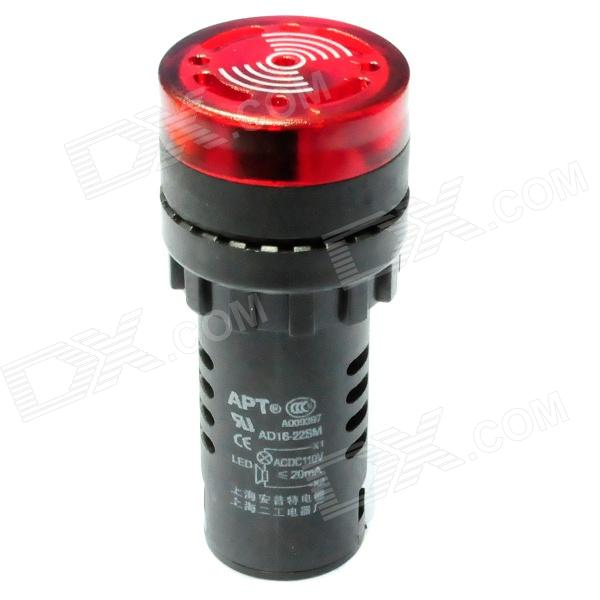 AD16-22SM Mechanical Buzzer w/ Red Indicator (AC 110V) continuous band sealer 110v and 220v voltage avaliable