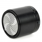 Mini Rechargeable Bluetooth V2.1+EDR Speaker - Black