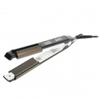 Professional 1.25''LCD Electric Titanium Hair Straightener (240cm)
