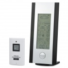 "TPW399 9-in-1 5.3"" LCD Barometer Weather Station w/ Wireless Remote Sensor (2 x AA + 2 x AAA)"