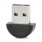 MINI-A Mini IEEE 802.11 b/g/n 150Mbps Wi-Fi USB 2.0 Dongle - Black