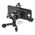 Car Swivel Air Vent Mount Holder for HTC One X S720e - Black