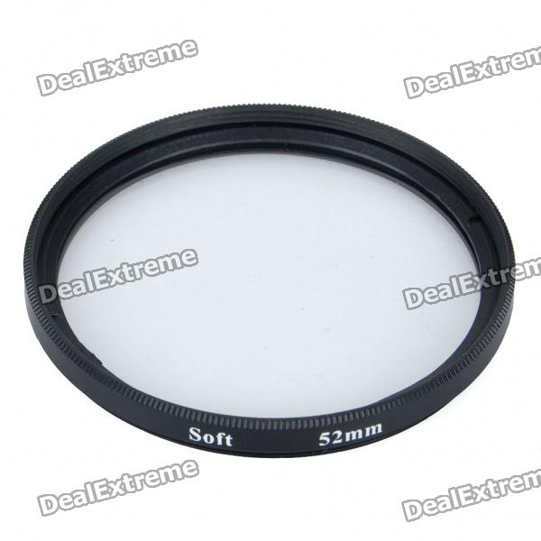 Massa Soft Cross Focus Lens Filter (52mm) румяна ninelle soft focus balance meteorites 31