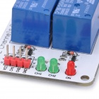 2-Channel 24V Relay Module for 51 / AVR / AVR / ARM for Arduino (Works with Official Arduino Boards)