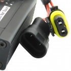 C3.5 CAN Bus HID Advertencia Canceller Condensador Decodificador - Negro (2-Piece)