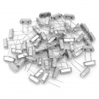 6170 Electronic DIY 8MHz Crystal Oscillator - Silver (50-Piece Pack)