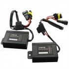 C2.5 CAN Bus Decoder HID Warning Canceller - Black (2-Piece)