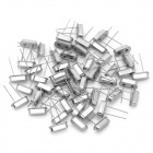 6174 Electronic DIY 22.1184MHz Crystal Oscillator - Silver (50-Piece Pack)