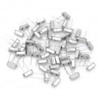 6170 Electronic DIY 48MHz Crystal Oscillator - Silver (50-Piece Pack)