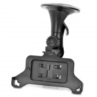 Stylish Car Mount Holder for Sony Ericsson Xperia S LT26i - Black