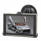 "5.0"" Resistive Touch Screen Win CE 6.0 GPS Navigator (Built-in 4GB / Europe Map)"