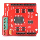 L298P Motor Driver Expansion Board for Arduino (Works with Official Arduino Boards)