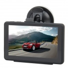 "5.0"" Resistive Touch Screen Win CE 6.0 GPS Navigator w/ DVR / Bluetooth / AV IN / Europe Map (4GB)"