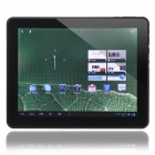 "C0911 9,7 ""емкостный экран Android Tablet PC 4,0 Вт / TF / Camera / Wi-Fi / HDMI / G-Sensor - серебро"