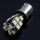 1156 3.8W 310LM 21x5050 SMD LED White Light Car Headlamp