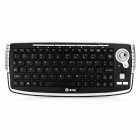 W-King G13 95-Key 2.4GHz 1500dpi Wireless Optical Keyboard w/ Mouse - Silver + Black (2 x AAA)