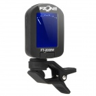 "1.2"" LCD Display Clip-on Tuner for Wind Instrument - Black (1 x CR2032)"