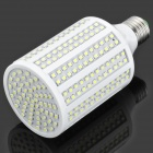 E27 24W 348-LED 6000~6500K 1392~1740lm White Light Bulb (AC 85~265V)