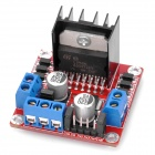 L298N H-Bridge Stepper Motor Driver Module for Arduino (Works with Official Arduino Boards)