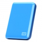 "WD WDBACY5000ABL USB 3.0 5400RPM 2.5"" HDD Hard Disk Drive - Blue (500GB)"