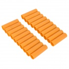 High Nicotine / MB Flavor Electronic Cigarette Refills Cartridges - Yellow (20 PCS)