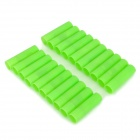 Low Nicotine / MB Flavor Electronic Cigarette Refills Cartridges - Green (20 PCS)