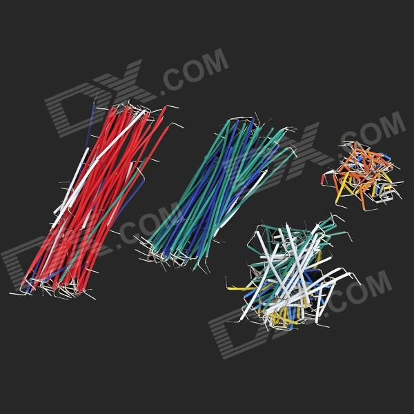 Breadboard Jumper Cable Wires for Arduino (Works with Official Arduino Boards /350-Cable Pack)