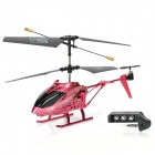 i55 Iphone / Ipad Controlled Rechargeable 3.5-CH R/C Helicopter - Deep Pink