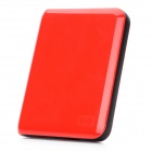 "WD WDBACY5000ARD USB 3.0 5400RPM 2.5"" HDD Hard Disk Drive - Red (500GB)"