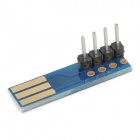 Wii WiiChuck Nunchuck Adapter for Arduino - Blue