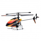 Rechargeable 2.4GHz Radio Control 4-CH R/C Helicopter - Yellow + Black