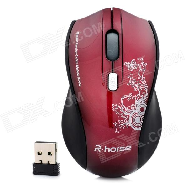 R Horse Wireless Mouse R-horse RH5299 2 4GHz 2000dpi