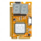 Laptop Debug Card Expert Mini PCI-E / Mini PCI / LPC / E-LPC / 12C Diagnostic Board