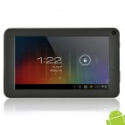 "JXD S7700 7.0"" Capacitive Screen Android 4.0 Tablet PC w/ TF / Camera / Wi-Fi / G-Sensor - Black"