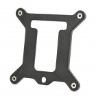 Intel 1156 CPU i3 / i5 CPU Cooling Fan Back Plate - Black