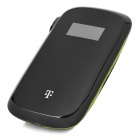 ZTE MF61 T-Mobile 4G GSM Mobile Hotspot IEEE 802.11b/g/n Wireless Wi-Fi Router - Black