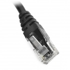 BNC Female to RJ45 Network Testing Cable - Black