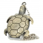 Tortoise Style Stainless Steel USB 2.0 Flash Drive - Copper (4GB)