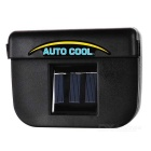 Solar Powered Window Mount Air-Vent Cooling Fans for Vehicles