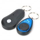 Electronic Remote RF Wireless Key Finder - Black (1 x CR2032)