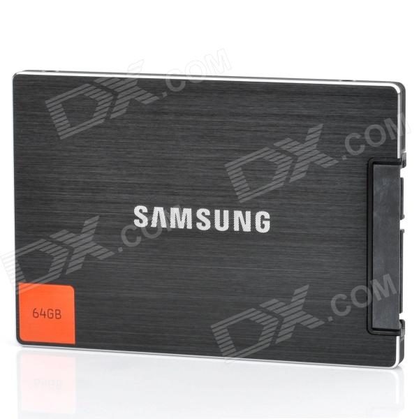 "Samsung MZ-7PC064 2,5 ""SATA III 27 nm Toggle DDR NAND Flash SSD / Solid State Drive (64GB)"