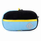 Portable Padded Fabric Carrying Bag for Sony PSP Series / PS Vita - Light Blue