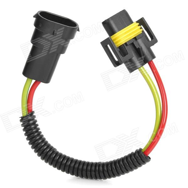 sku_147285_1 h11 male to female wire harness sockets extension cable for car male and female auto wire harness at eliteediting.co