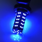 H11/H8 4W 68x3528 SMD Blue LED Car Fog / Headlamp / Tail Light Bulbs (12V / 2-Piece)
