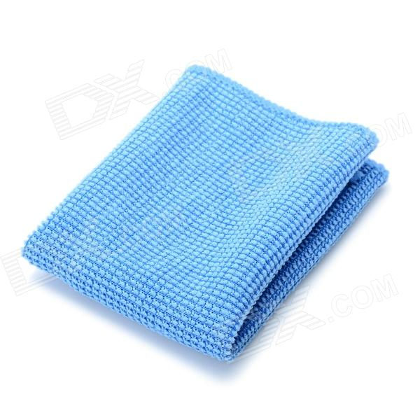 Micro Fiber Screen Cleaning Cloth for PSP / NDS / Iphone / Ipad - Blue