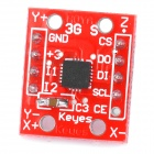 3-Axis Accelerometer Sensor Module for Arduino (Works with Official Arduino Boards)