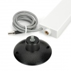 TS9 18dBi 3G Omni Antenna with Stand - Grey + White (1950~2170MHz)