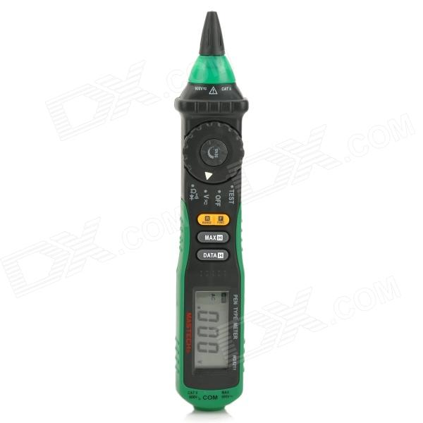 MASTECH MS8211 1.8 Voltage Resistance Testing Pen - Green (2 x AAA) аудио аппаратуру в москве ms max