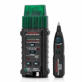 MASTECH MS6813 Multi-function Network Cable / Telephone Line Tester Detector Tracker