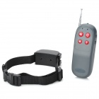 Vibration-Only RF Wireless Remote Bark-Control Collar for Dogs